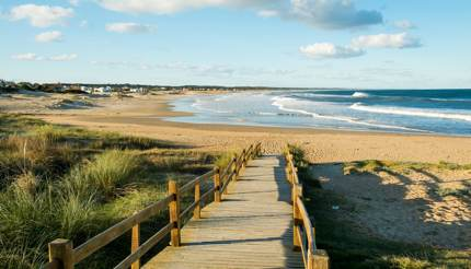 La Pedrera Beach, Uruguay