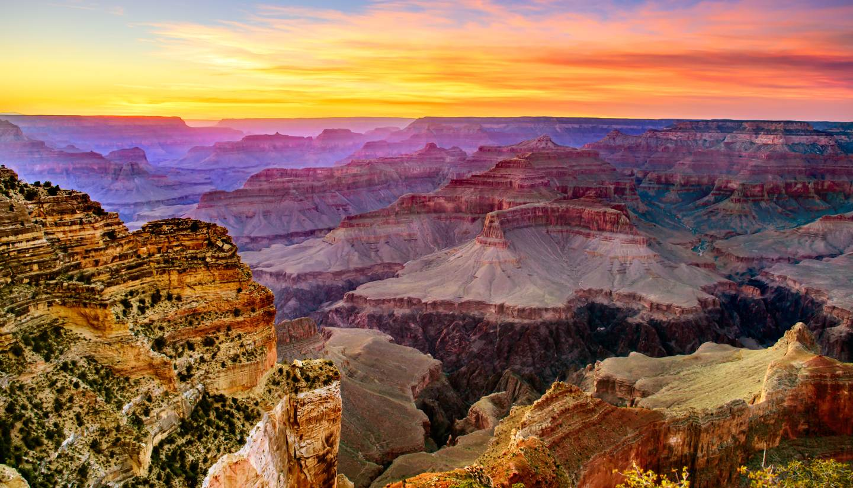 Home - The Grand Canyon, USA