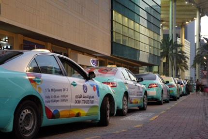 Taxi in Doha