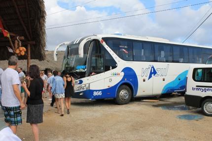 A Viazul coach