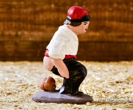 The caganer