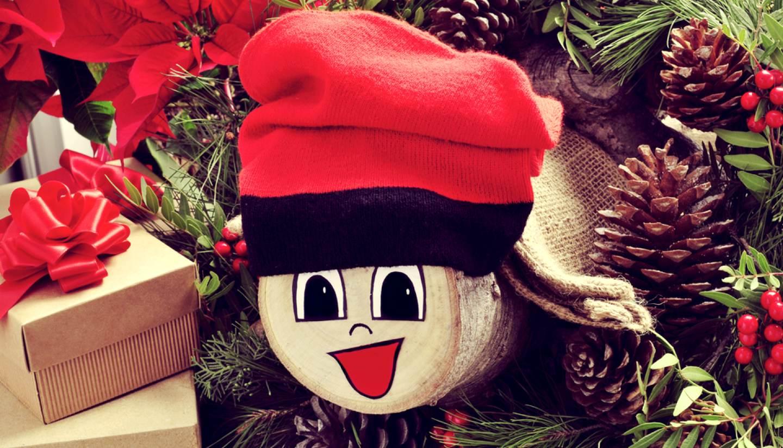 13 strange Christmas traditions - Tió de Nadal