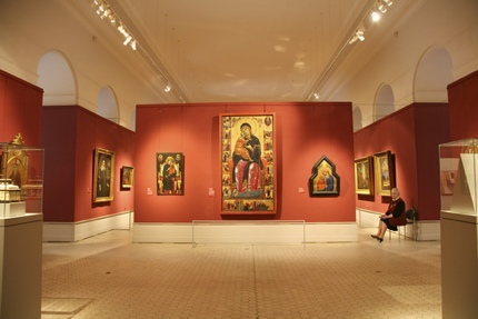 The Pushkin Museum of Fine Arts, Moscow