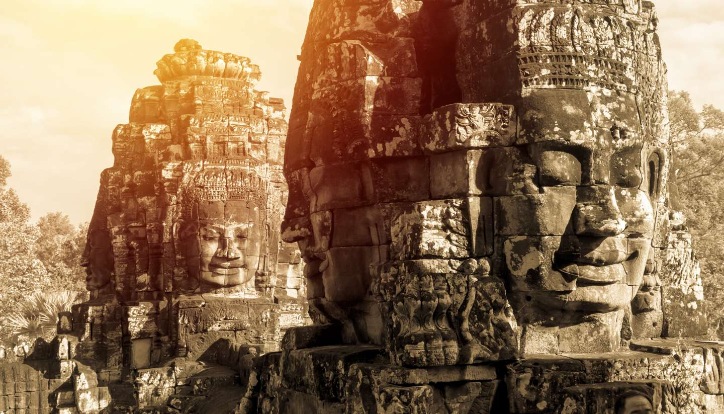 13 of the best lost cities - Angkor Wat, Cambodia