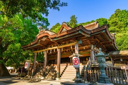Kotohiragu Shrine, Kagawa