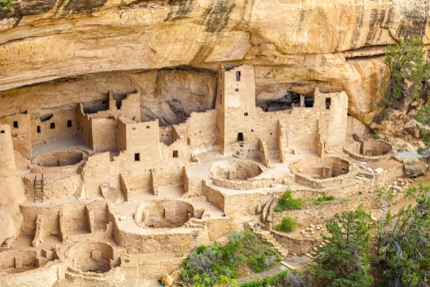 Mesa Verde National Park, Colorado, USA