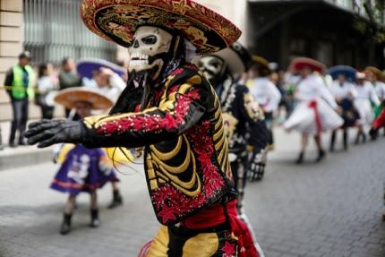 Día de los Muertos in Mexico City