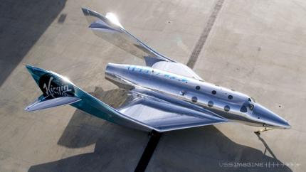 SpaceShip III ©virgingalactic.com
