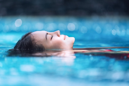 Hydrotherapy can be beneficial