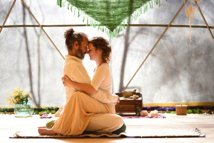 Tantric yoga bridges mindfulness and sexuality