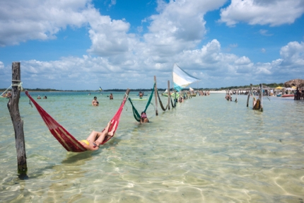 Paradise Lagoon, Brazil