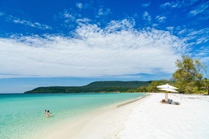 Sok San Beach, Cambodia