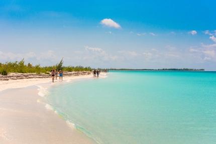 Playa Paraiso, Cuba
