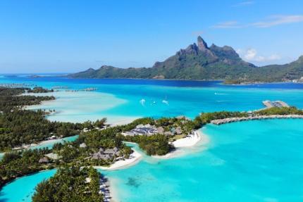 St Regis Bora Bora, French Polynesia
