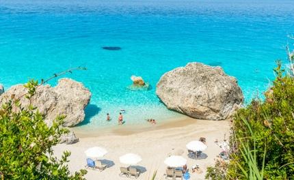 Kavalikefta Beach, Greece