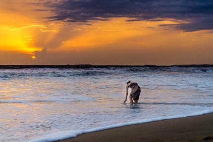 Colva Beach, India