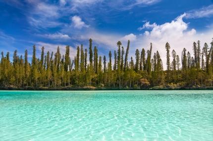 Natural Pool, New Caledonia