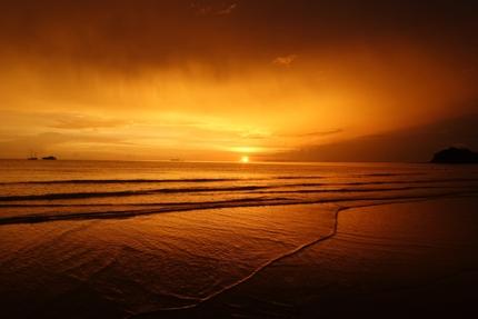 Klong Dao Beach, Thailand