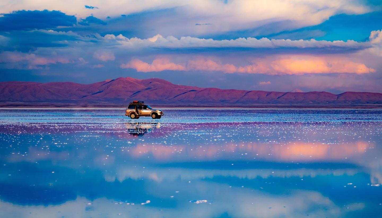 Home - Uyuni Salt Flat, Bolivia